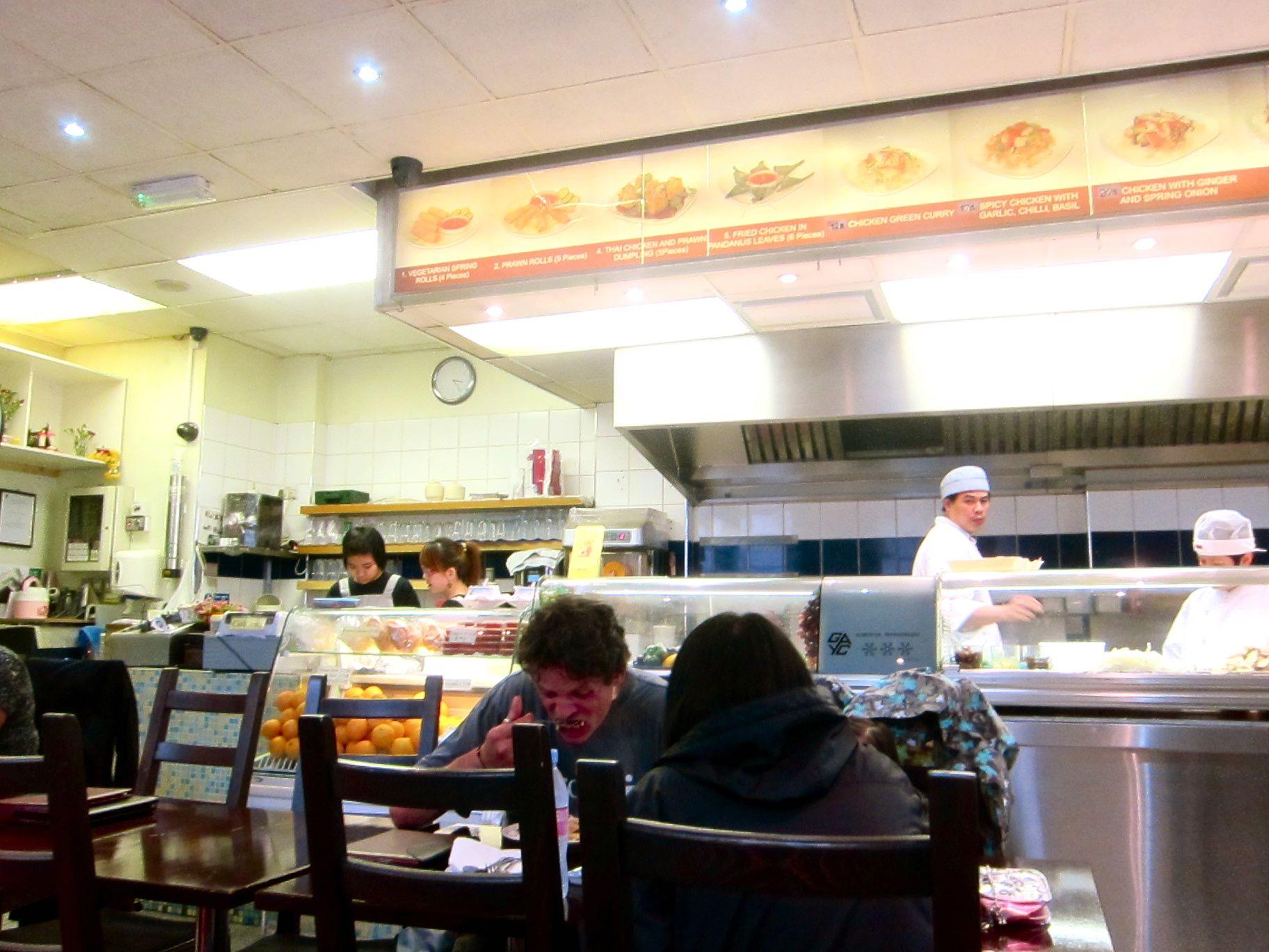 Thai Restaurant Kilburn