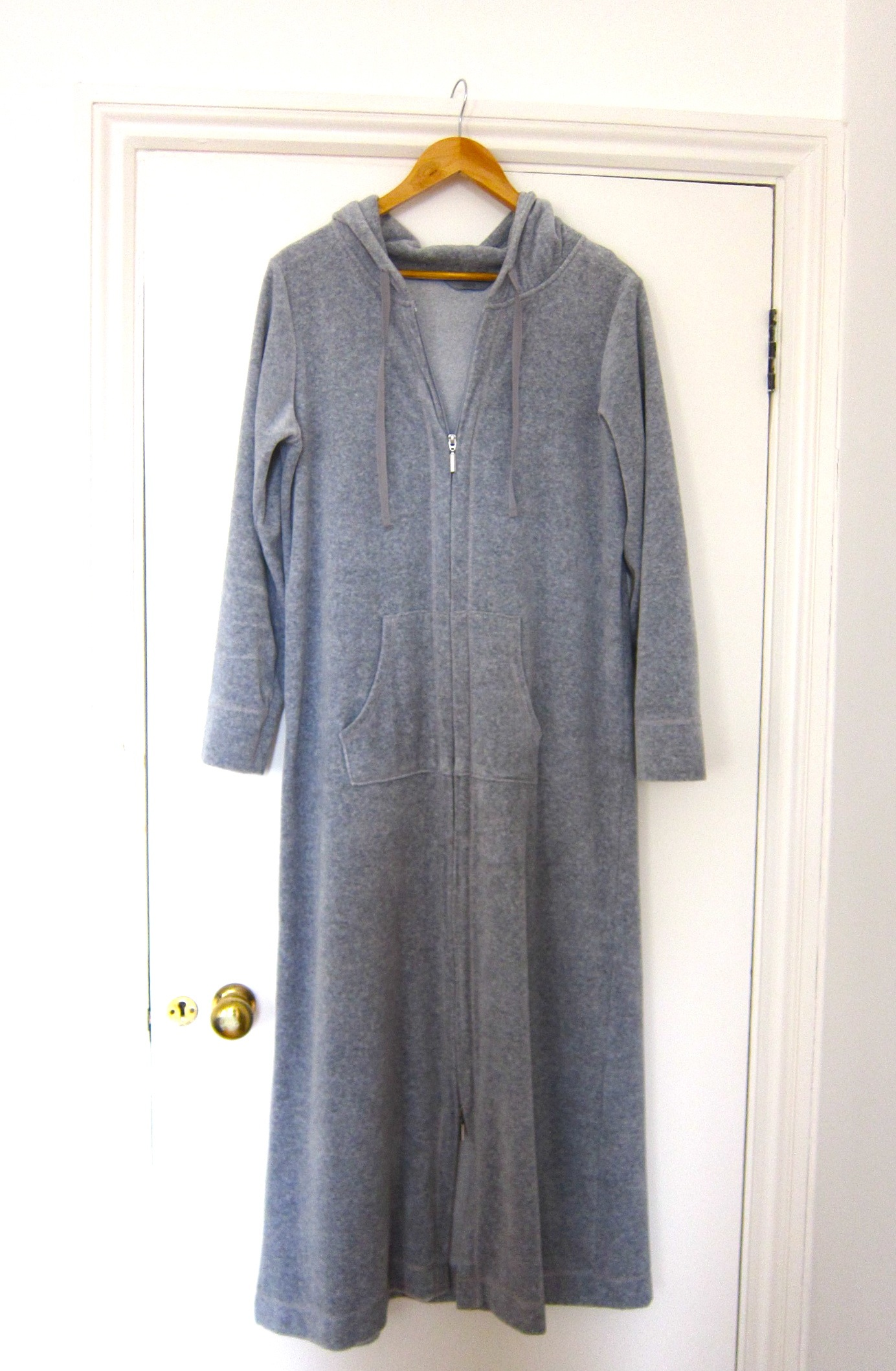 The snuggliest of dressing gowns for a soon-to-be desperate ...